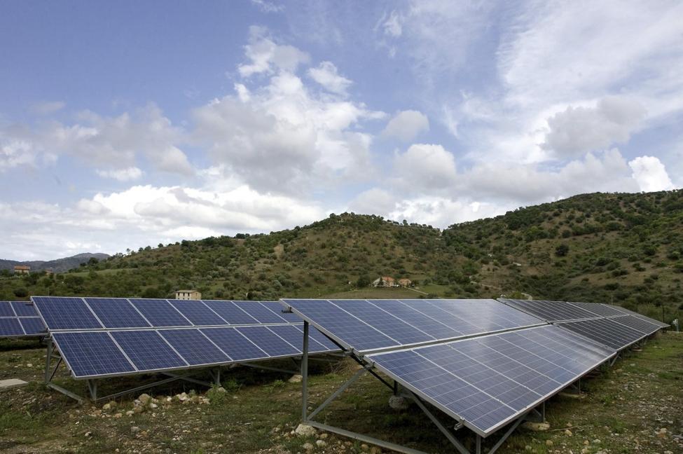 Italia líder en producción de energía solar