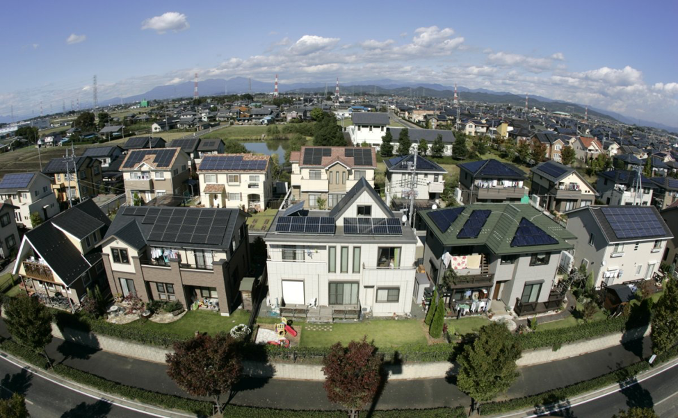 Japón líder en producción de energía solar